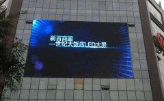 P4户外led显示屏