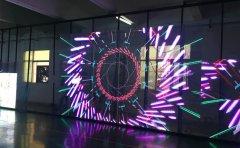 LED透明屏在必会成为备受瞩目的行业明星