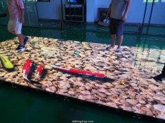 LED地砖屏的出现大大地丰富了舞台的表现力和感染力