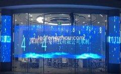 丰舟科技为您提供高品质的LED透明屏产品与服务