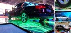 做为LED地砖屏科技领域的领跑者,丰舟科技的LED地砖屏有什么与众不同的优势?