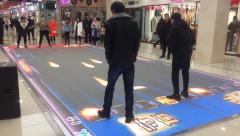 LED地砖屏的特点与互动模式