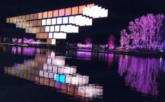 北京世园会园区妫汭剧场全彩LED显示屏创意舞台受到广大用户关注与认可