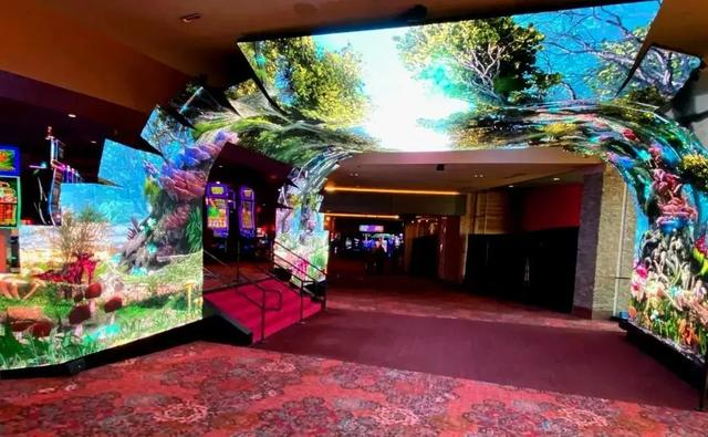 LED显示屏T台秀:LED显示屏人揉捏的万千世界