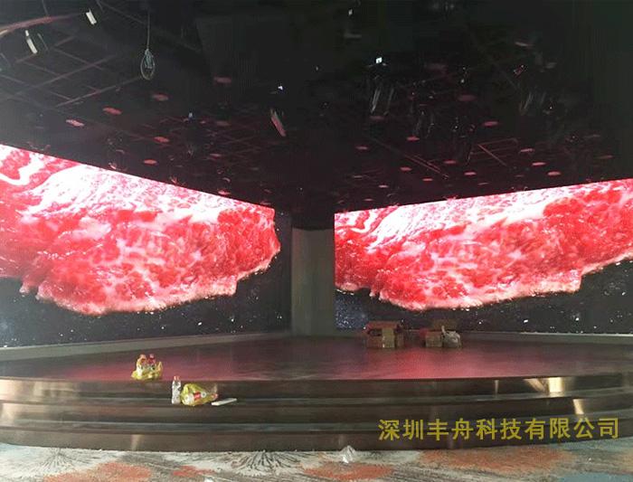 舞台LED全彩显示屏